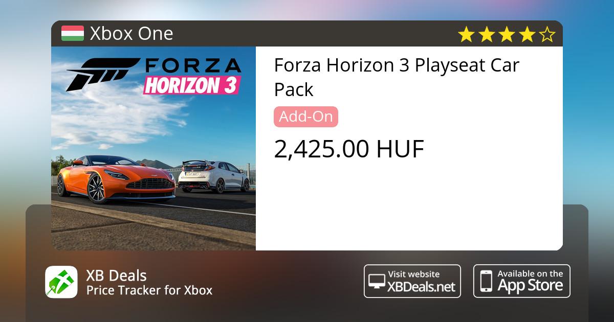 Forza Horizon 3 App
